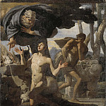 The Sacrifice of Abel. Study