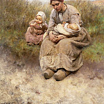 Robert McGregor - Mother and Child