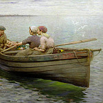Robert McGregor - Rowing the Boat