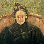 Christian Bernhard Rode - The Artists Mother