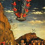 Andrea Mantegna - Ascension (1460)