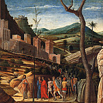 Andrea Mantegna - The agony in the garden dt1