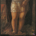 Andrea Mantegna - The Infant Redeemer (1485-1495)