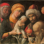 Andrea Mantegna - Adoration of the Magi (1497-1500)
