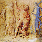 Andrea Mantegna - Mars and Venus
