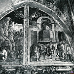 Andrea Mantegna - Scenes from the Life of St.James 1 (1448)