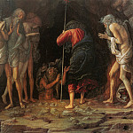Andrea Mantegna - Descent into Limbo (1492)