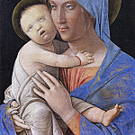 Andrea Mantegna - Virgin and Child 2 (1480-1495)