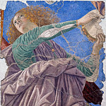 Pinturicchio (Bernardino di Betto) - Music-Making Angel