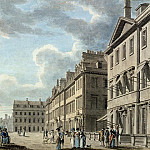 Thomas Malton Jnr. - The South Parade, Bath