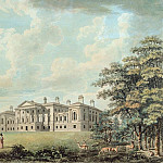 Thomas Malton Jnr. - Harewood House, South Front