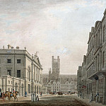 Thomas Malton Jnr. - The High Street, Bath