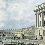 Thomas Malton Jnr. - The Royal Crescent, Bath