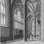 Thomas Malton Jnr. - New College ante-chapel