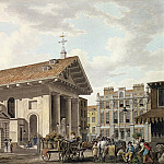 Thomas Malton Jnr. - St. Pauls Church, Covent Garden