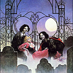 Don Maitz - The Vampire Twins