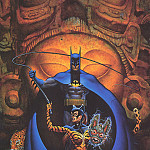 Don Maitz - Batman- The Last Angel