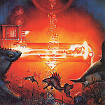 Don Maitz - The Hot Sleep