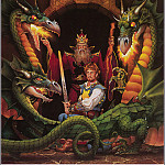 Don Maitz - questing hero