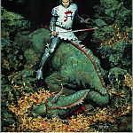 Don Maitz - death of the last dragon
