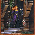 Don Maitz - Conjure Mice (Abraxsis)