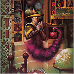 Don Maitz - wizard in a bottle