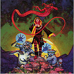 Don Maitz - demon in the ring