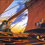 Don Maitz - Kings Buccaneer