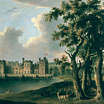Raby Castle, James Miller