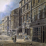 Old Tothill Street, London, Leading to Westminster Abbey