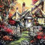 Jim Mitchell - cottage charm