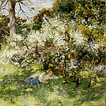 William Stewart MacGeorge - Sloe Blossom