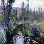 Henri-Jean-Guillaume Martin - Canards sur le Vert aka Ducks on the Vert