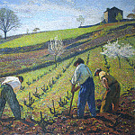 Henri-Jean-Guillaume Martin - Cultivation of the Vines