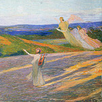 Henri-Jean-Guillaume Martin - The Song of Orpheus