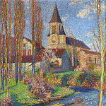 Henri-Jean-Guillaume Martin - Church in Labastide du Vert 02
