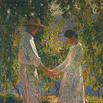 Henri-Jean-Guillaume Martin - The Lovers
