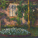 Henri-Jean-Guillaume Martin - The Garden in Marquayrol