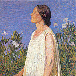 Henri-Jean-Guillaume Martin - The Muse