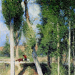 Henri-Jean-Guillaume Martin - Bord de Riviere aka By the River 1884