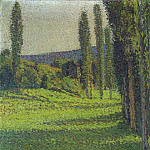 Henri-Jean-Guillaume Martin - By the Fields