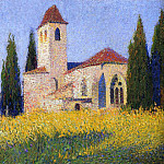 Henri-Jean-Guillaume Martin - Church in Labastide