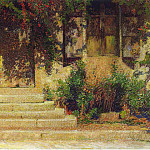 Henri-Jean-Guillaume Martin - Doorway into the House