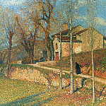 Henri-Jean-Guillaume Martin - Near Colliure in Twilight
