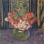 Henri-Jean-Guillaume Martin - Vase of Flowers