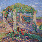 Henri-Jean-Guillaume Martin - The Beginning of Autumn