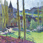 Henri-Jean-Guillaume Martin - Church in Labastide du Vert 01