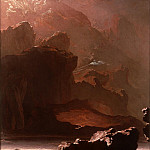 Jean Honore Fragonard - Sadak in Search of the Waters of Oblivion