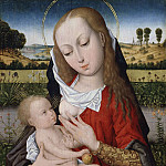 Madonna and Child [Attributed]