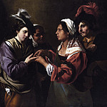 Michael Sweerts - The Fortune Teller